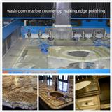 countertop machine cutting profiling polishing edging