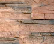 Stacked Stone For Fireplace