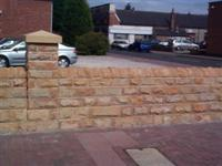 Dressed Walling