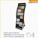SR008 Artificial Quartz Stone Display Rack