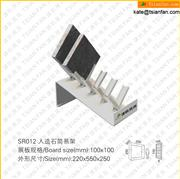 SR012 High Quality Simplified Artificial Stone Display Rack