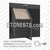 CX005 Manufacturer Retail CeramicTile Display Stand Rack