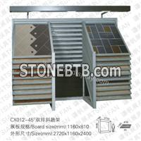 CX012 Wall Tile Floor Tile Display Stand Rack