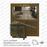 CX015 Customized Detachable Wall Tile Floor Tile Display Stand Rack