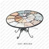 SE001 Xiamen Display Stands Expert For Building Materials
