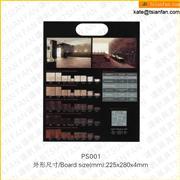 PS001 Tile MDF Display Sample Board for Stone