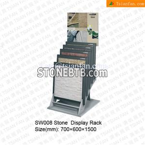 SW008 Cultured Stone Sample Display Stand