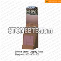 SW011 Wall Panels Slate Display Sample Boards