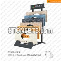 ST002 Bathroom Accessory Stone Display Shelves