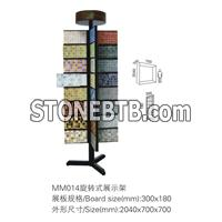 mosaic display,mosaic tile stand,mosaic stand