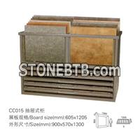 display rack for stone,mosaic and ceramic tiles