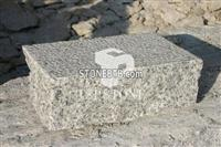 Light Grey Cube Stone