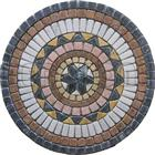 Natural Marble Mosaic/Medallion/Pattern RM003