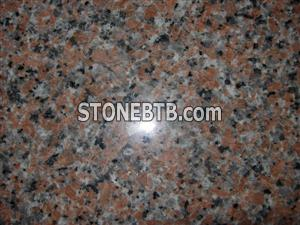 Guangxi Sesame Pink Granite Cut-to-size Slab