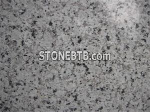 White Big Flower of Hunan Granite Cut to size Slab
