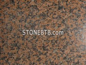 Red of Guilin Cut to size Granite Slab
