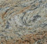 Tiger Skin Yellow Granite, Cut-to-size Tile