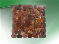 pebble stone mosaic tile