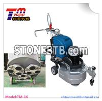 TM-16 floor grinding machines