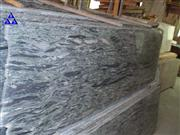China ocean green granite tile