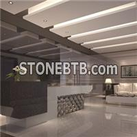 Solid Color Polyester Resin Solid Surface