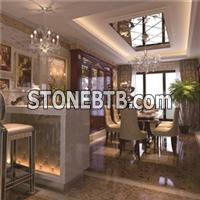High-glossiness Acrylic Solid Surface