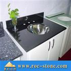 Granite vanity top set