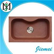 Great Popularity Modern Craft Home Furnished Tough Hotel Granite Sink With SGS FDA And ROHS Certificates