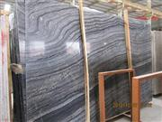 Black Wood Vein Marble big slabs