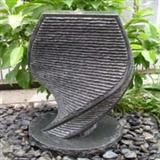 Garden fountains, water features