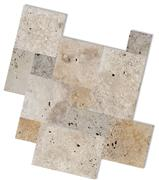 Mystic travertine