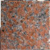 China Red Granite Factory