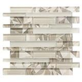 Digital Printing Glass Mosaic Tile For Bathroom,Hallway,living Room
