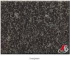Evergreen granite - Chinese green color