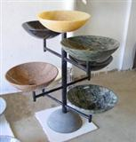 Granite Sink, Marble vessel, Washing Basin, Stone bowl