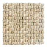 Beige Mosaic,Travertine Mosaic,Tumbled Mosaic