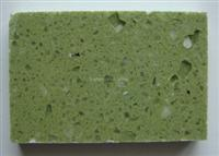 Green Diamond Artifical Marble, Green Engineered Stone