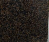 China Tropical Brown Granite Gold Armor