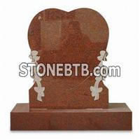 Red Granite Headstones