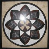 Marble Medallion, Marble Pattern