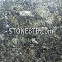 Butterfly Green Granite, Green Granite Tile