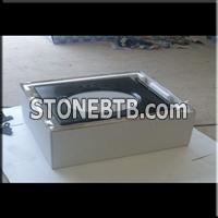 Granite Vanity Top, Absolute Black Vanities