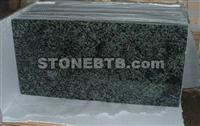 Green Granite Countertop Slab