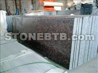 Tan Brown Granite Slab, Granite Tile