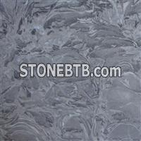 China Overlord Flower Marble Slab