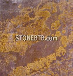 Rusty Natural Slate Pattern Tiles