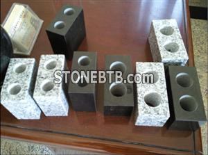 Polished Shanxi Black Granite Trophy Plate