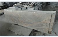 China Beige Rawl Silk Granite