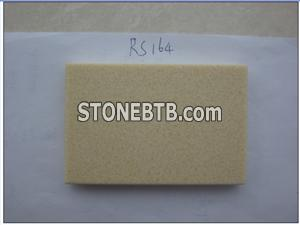 Beige Artificial Stone Table Top