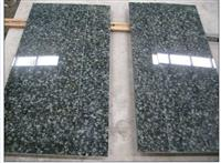 Polished Green Color Granite Kitchen Tiles